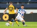 Không thi đấu giải U23 châu Á, Văn Hậu cần sự khẳng định tại Heerenveen