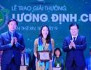 34 nông dân trẻ tài giỏi được trao giải thưởng Lương Định Của