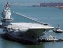 """Những """"lỗ hổng"""" khiến tàu sân bay Trung Quốc lép vế so với Mỹ"""