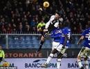 C.Ronaldo gây sốc khi bật cao tới 2,56m ghi bàn vào lưới Sampdoria
