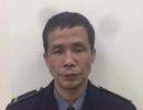 """Hà Nội: Bắt đối tượng bị truy nã """"núp bóng"""" nhân viên bảo vệ"""