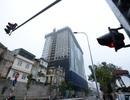 Chậm xử lý sai phạm tại 8B Lê Trực, quận Ba Đình phải rút kinh nghiệm