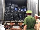 Bắt xe chở hơn 4.500 chai rượu ngoại nhập lậu tại Đà Nẵng