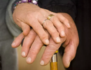 Kết hôn 70 năm, cặp đôi qua đời cách nhau vài phút