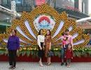 Chen chúc khai mạc Lễ hội Cam