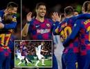Messi ghi bàn thứ 50 trong năm 2019, Barcelona vững ngôi đầu bảng