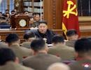 Ông Kim Jong-un chủ trì hội nghị quân sự giữa lúc căng thẳng với Mỹ