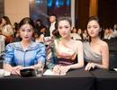 Á Hậu Tú Anh hội ngộ diễn viên Phương Oanh và Thu Quỳnh