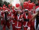 Thế giới tưng bừng chờ đón Giáng sinh