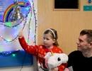 Bé gái 6 tuổi đón Giáng Sinh không còn ung thư sau 2 năm chiến đấu với bệnh tật