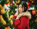 """Miss Teen Nam Phương: """"Hạnh phúc là Giáng sinh được ở bên gia đình"""""""