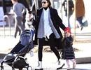 Siêu mẫu Irina Shayk đón giáng sinh bên con gái