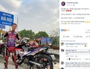Xử phạt nam thanh niên bịa chuyện chạy xe máy xuyên Việt chưa đến 20 tiếng