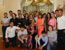 Đêm vui Noel của người Việt tại Nga