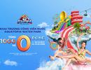 Công viên nước mới toanh ở Phú Quốc tặng hàng nghìn vé cho khách đi cáp treo