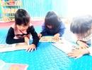 Niềm vui đọc sách ở thư viện mới của học sinh điểm trường vùng cao