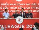 CLB Hà Nội gặp Nam Định ở trận mở màn V-League 2020