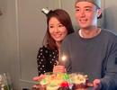 """Lâm Tâm Như mở tiệc sinh nhật cho """"ông xã"""" Hoắc Kiến Hoa"""