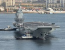 Trung Quốc đưa tàu sân bay qua eo biển Đài Loan, Mỹ cảnh báo cứng rắn