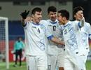 U23 Uzbekistan mang 7 tuyển thủ quốc gia dự giải châu Á