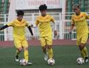 Đức Chinh toả sáng, U23 Việt Nam thắng Bình Dương