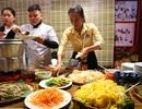 Lần đầu tiên tổ chức chợ ẩm thực di sản Hội An