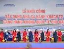 Khởi công nhà ga hành khách T2 sân bay Phú Bài