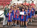 HLV Park Hang Seo rạng ngời hội ngộ học sinh Hàn Quốc tại TPHCM