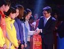 Bắc Ninh: Trao 7.000 vé tàu xe cho công nhân lao động về quê đón Tết Canh Tý
