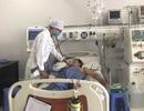 Cứu sống bệnh nhân bị phình động mạch bụng vỡ sau phúc mạc, rất nguy kịch.