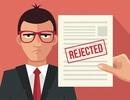 Lí do nhà tuyển dụng từ chối những ứng viên tài năng