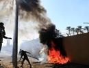 Đại sứ quán Mỹ ở Iraq sơ tán khẩn vì bị người biểu tình tấn công