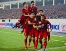 U23 Việt Nam bất khả chiến bại trong năm 2019