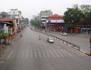 Phố xá Hà Nội vắng lặng yên bình trong ngày đầu năm mới 2020