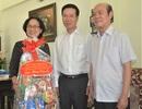 Ông Võ Văn Thưởng chúc Tết vị giáo sư có nhiều đóng góp cho văn học Việt Nam