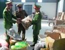 Bắt hơn 1 tấn thực phẩm không rõ nguồn gốc chuẩn bị phục vụ Tết