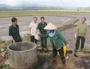 Cựu chiến binh vận động dân gom vỏ thuốc bảo vệ thực vật để bảo vệ môi trường