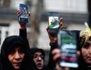 """""""Biển người"""" Iran xuống đường tiếc thương tướng cấp cao thiệt mạng"""