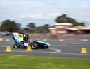 Đại học Monash: Xe đua không người lái đầu tiên của Úc do sinh viên chế tạo