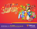 Nhận quà đón Tết mỏi tay từ TPBank