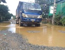 """Con đường """"đau khổ"""" tại huyện nông thôn mới đầu tiên của tỉnh Hà Tĩnh"""