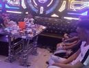 34 nam nữ phê ma túy trong quán karaoke