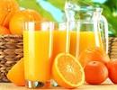 Có nên uống thuốc với nước trái cây?