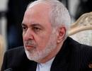 """Ngoại trưởng Iran: """"Chúng tôi không vô pháp như ông Trump"""""""
