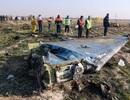 Ukraine xem xét giả thuyết máy bay rơi ở Iran bị trúng tên lửa