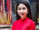 Hoa khôi ĐH Công nghệ TP.HCM duyên dáng trong bộ ảnh đón Xuân