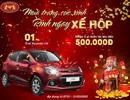 Tưng bừng khuyến mãi, mua trang sức - trúng ô tô Hyundai i10 cùng Bảo Tín Mạnh Hải