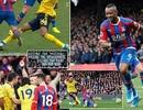 Aubameyang bị đuổi, Arsenal chật vật kiếm trận hòa trước Crystal Palace
