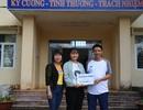 Bạn đọc Dân trí giúp đỡ nữ sinh mồ côi đã hoàn thành kỳ thi học sinh giỏi quốc gia