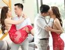 """Đóng cảnh """"nóng"""" bạo liệt nhưng Việt Anh thừa nhận: """"Chưa hôn ai khó như Quỳnh Nga"""""""